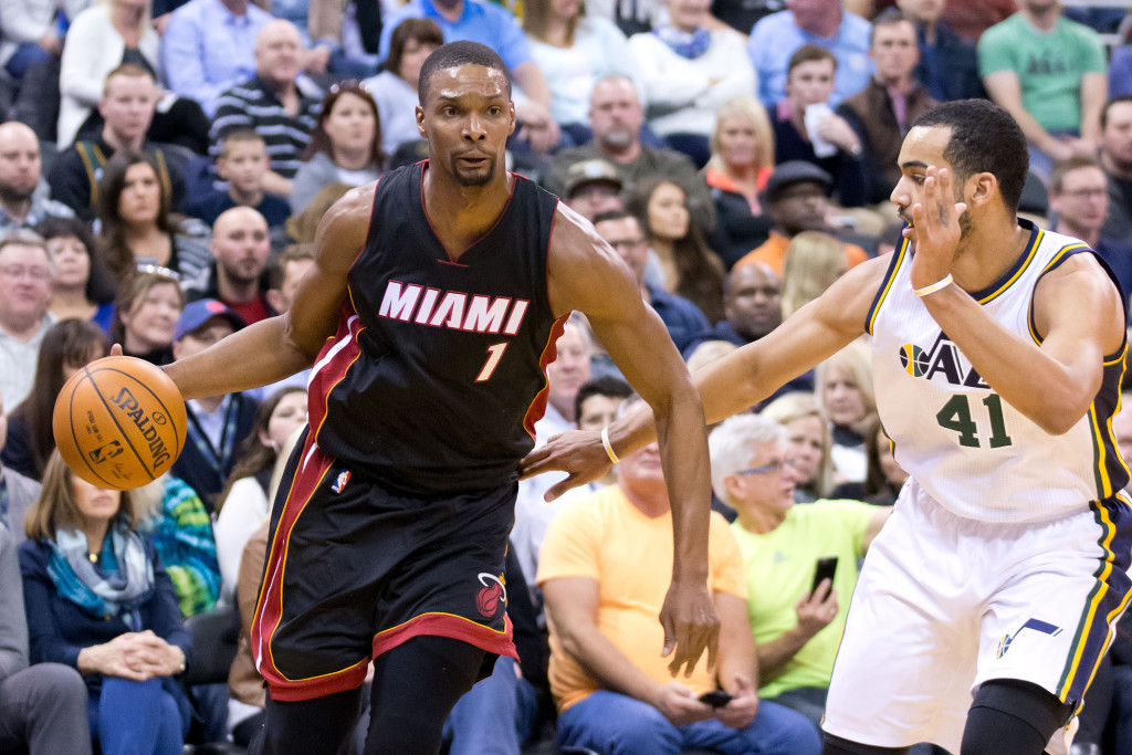 NBA: Miami Heat at Utah Jazz