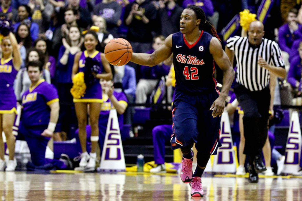 NCAA Basketball: Mississippi at Louisiana State