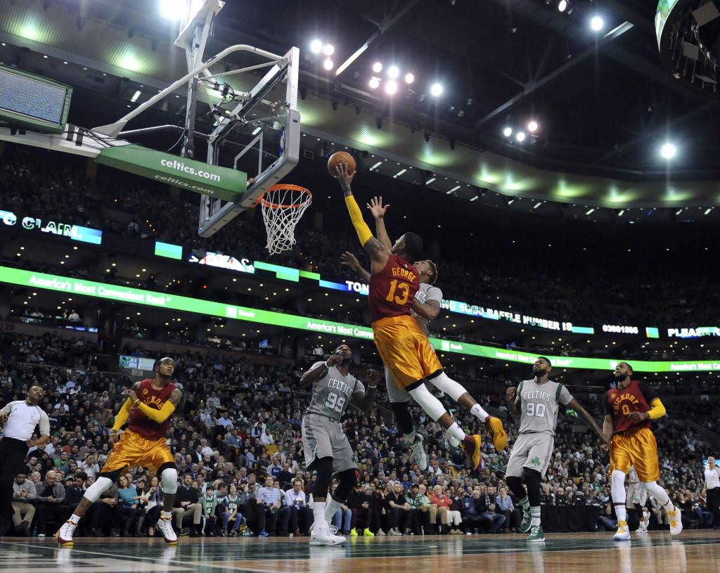 NBA: Indiana Pacers at Boston Celtics