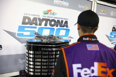 Denny Hamlin Wins Daytona 500 in Absolutely WILD Finish