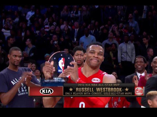 Westbrook MVP