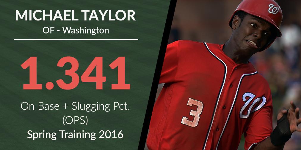 5 - Michael Taylor
