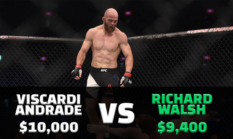 Andrade vs. Walsh