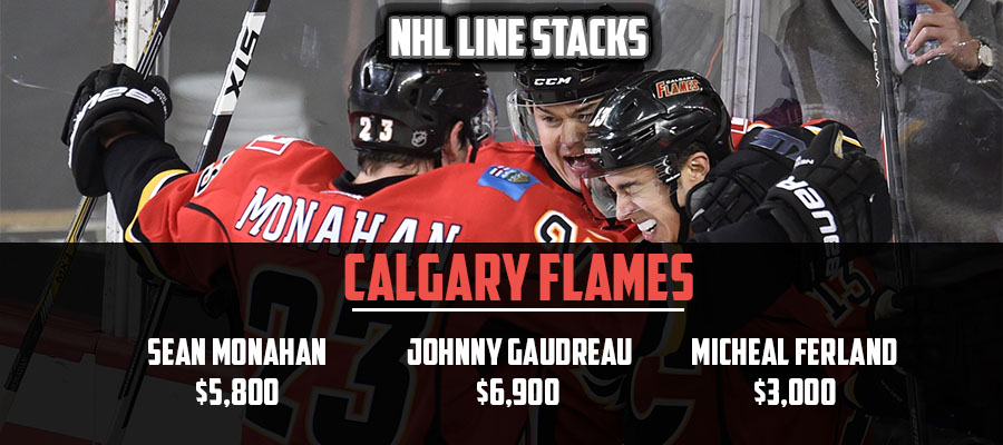 Calgary Line Stacks
