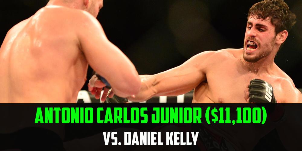 FightNight85 - Antonio Carlos Junior