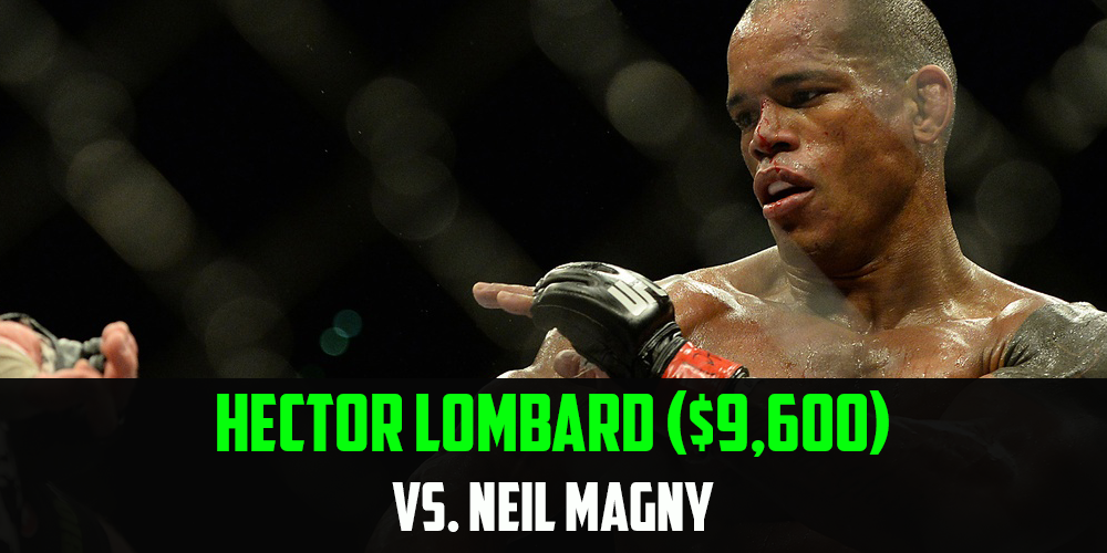 FightNight85 - Hector Lombard