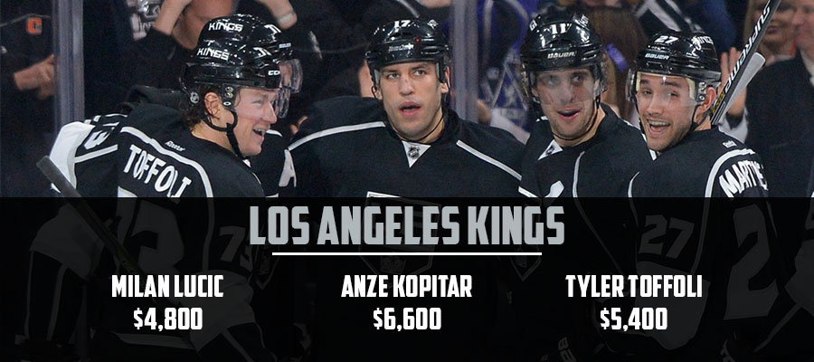 Kings Line Stacks March 21st