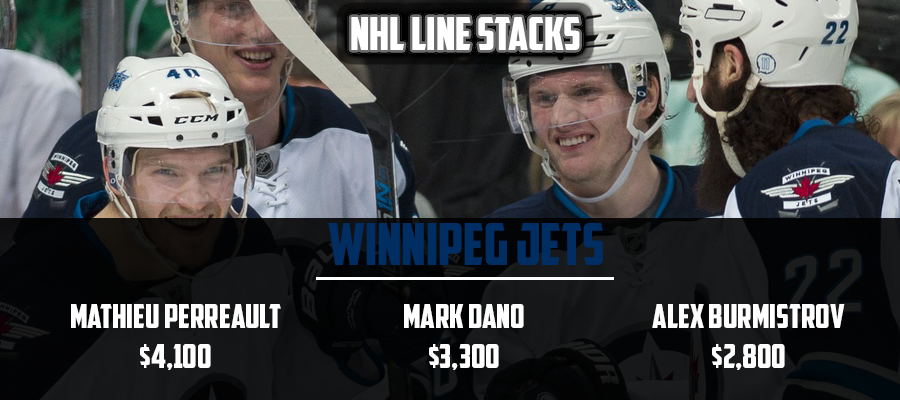Mar16 - NHL Lines Winnipeg