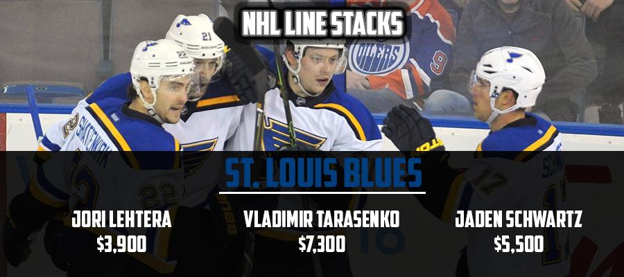 Mar25 - Blues Line Stack
