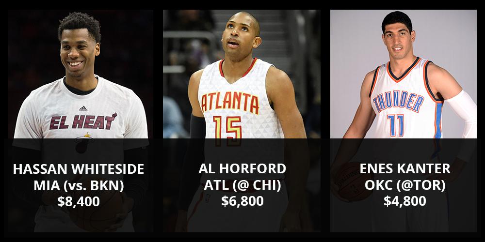 Mar28 - NBA Tourney Centers