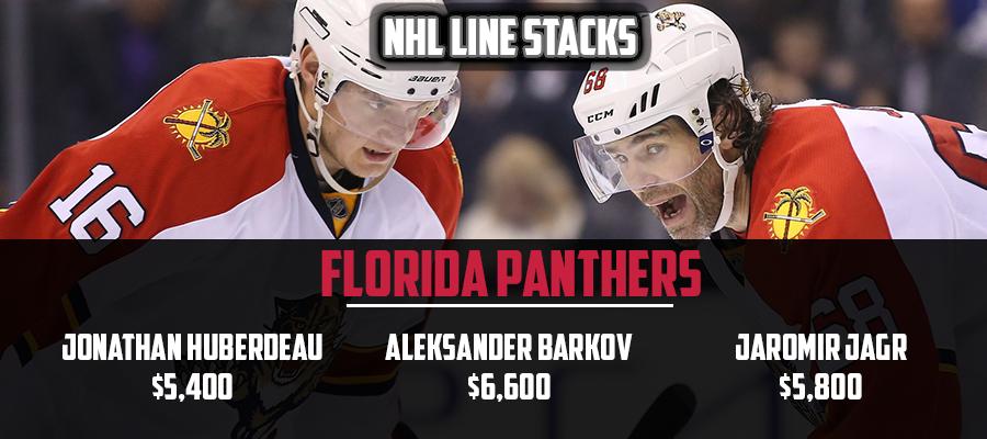 Mar29 - NHL Cheat Sheet Line Stacks