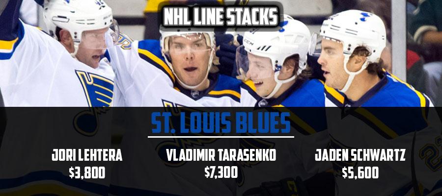 St. Louis Line Stacks