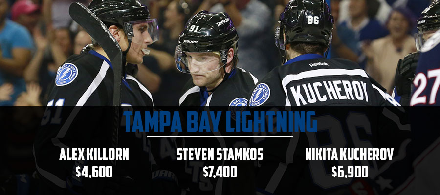 Tampa Bay Line Stacks - March 22nd