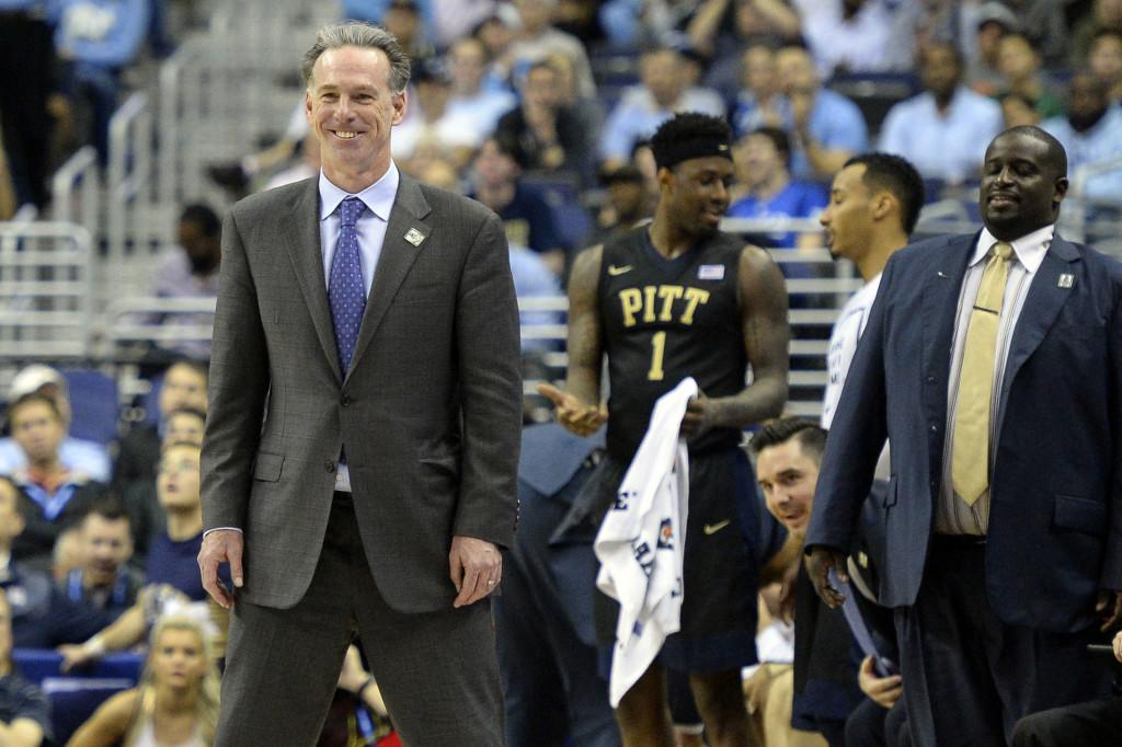NCAA Basketball: ACC conference tournament-Pittsburgh vs North Carolina
