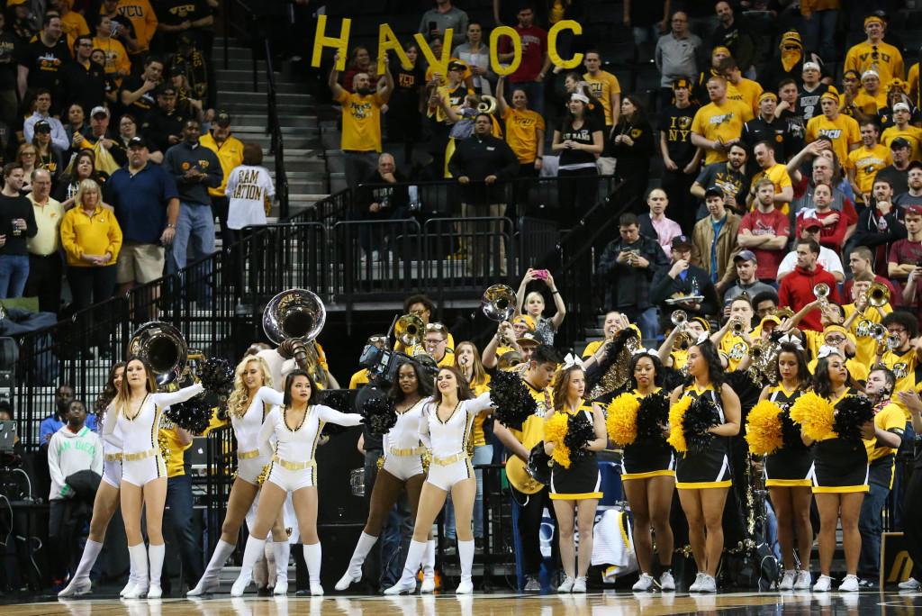 "NCAA Basketball: Atlantic 10 Conference Tournament-VCU Rams vs St Joseph""s Hawks"