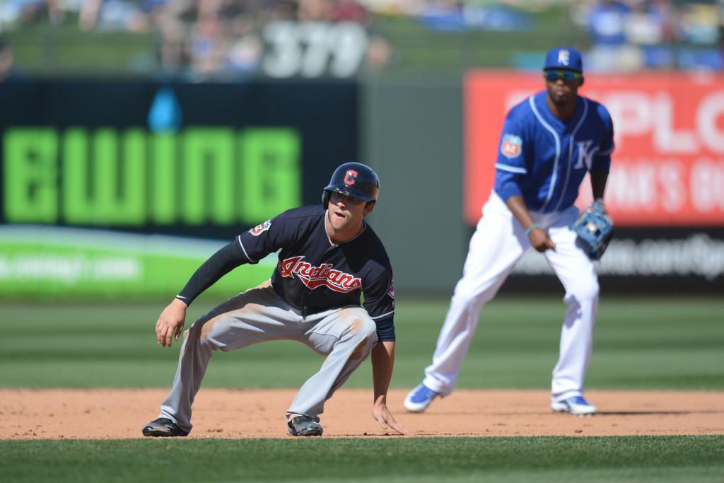 MLB: Spring Training-Cleveland Indians at Kansas City Royals