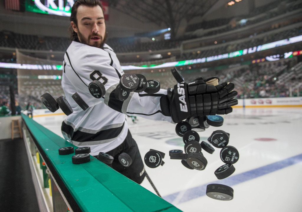 NHL: Los Angeles Kings at Dallas Stars