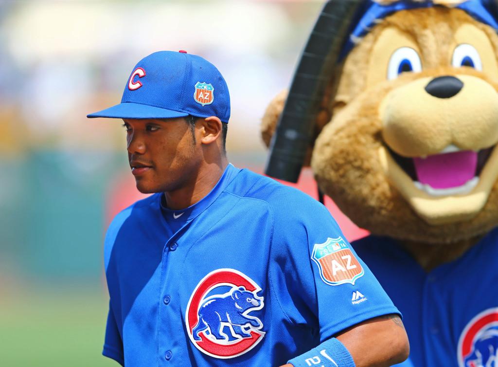 MLB: Spring Training-Oakland Athletics at Chicago Cubs