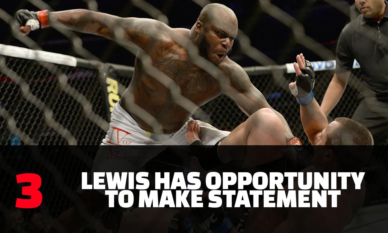 Lewis - 5 Things