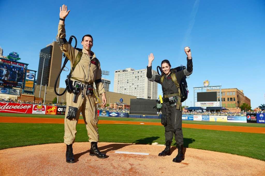 Minor League Baseball: Charlotte Knights at Toledo Mud Hens