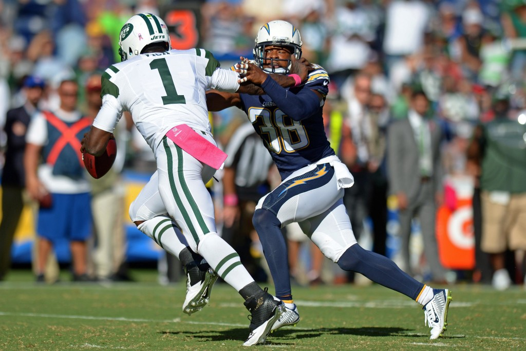 NFL: New York Jets at San Diego Chargers