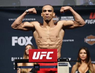 MMA: UFC Fight Night-Barboza vs Ferder-Weigh Ins