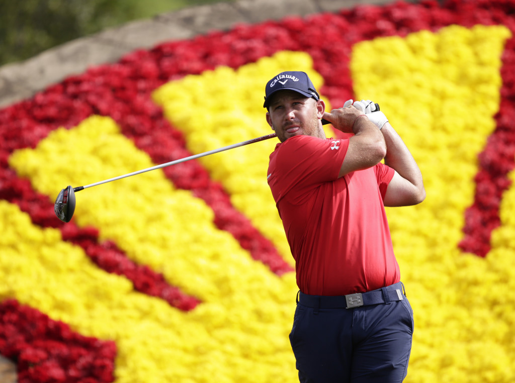 PGA: Shell Houston Open - First Round