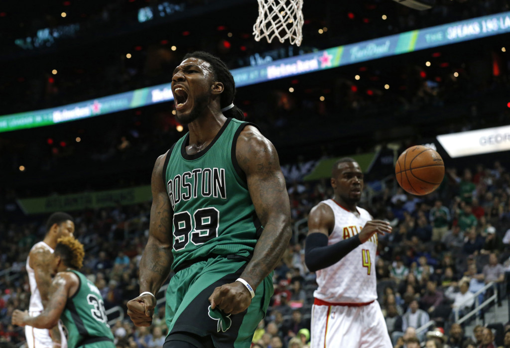 NBA: Boston Celtics at Atlanta Hawks