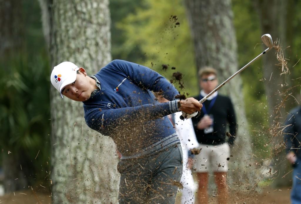 PGA: RBC Heritage - Second Round
