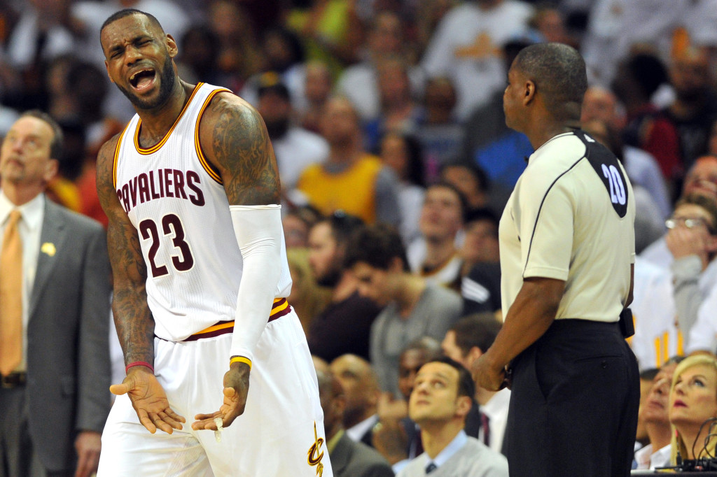 NBA: Playoffs-Detroit Pistons at Cleveland Cavaliers