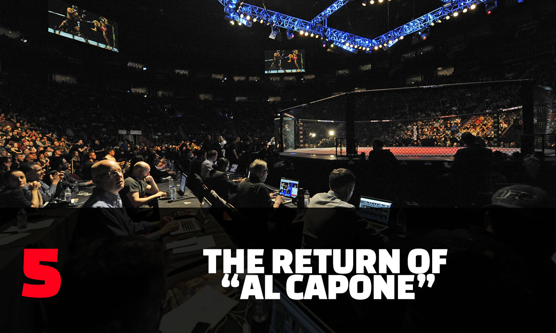 Al Capone - 5 Things