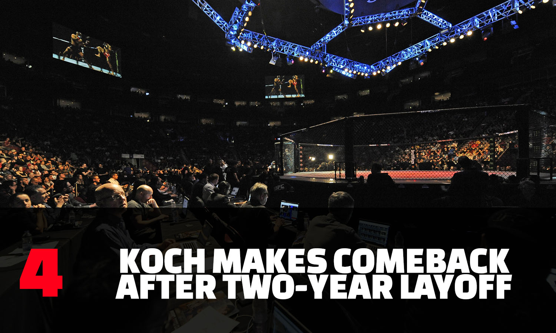 Koch - 5 Things