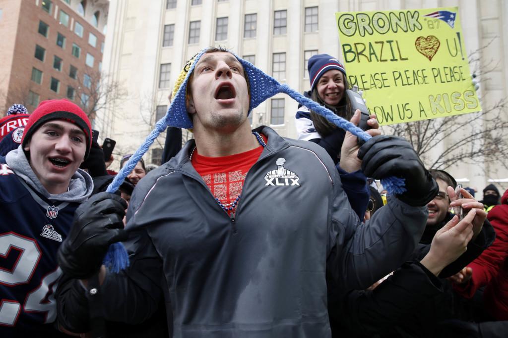NFL: Super Bowl XLIX-New England Patriots Parade