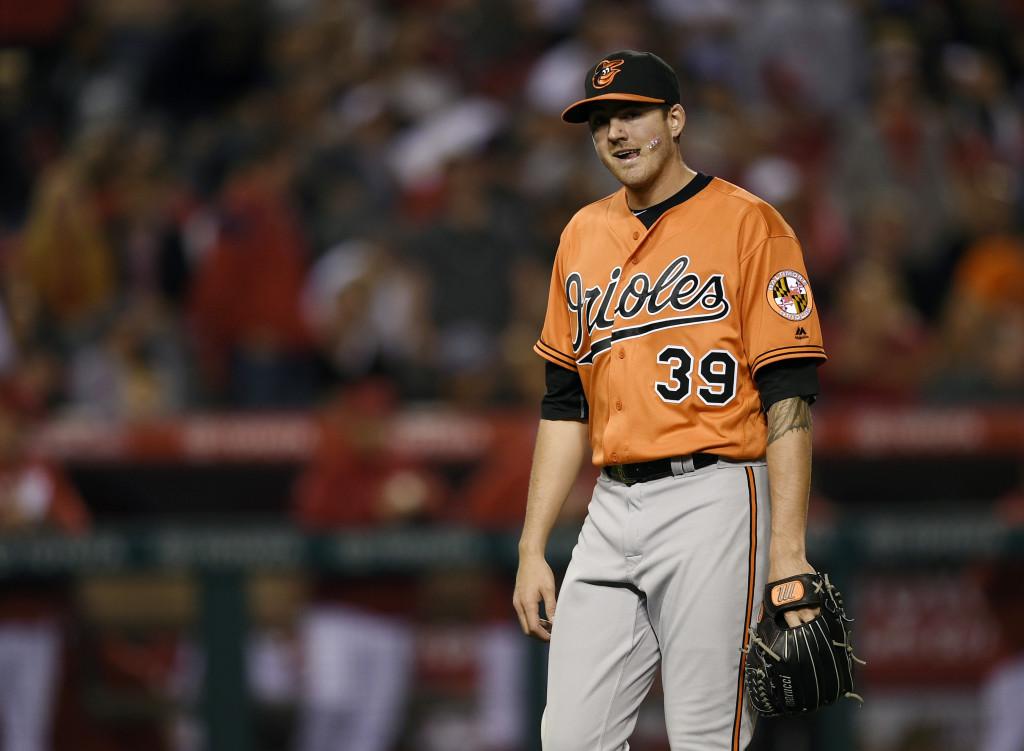 MLB: Baltimore Orioles at Los Angeles Angels