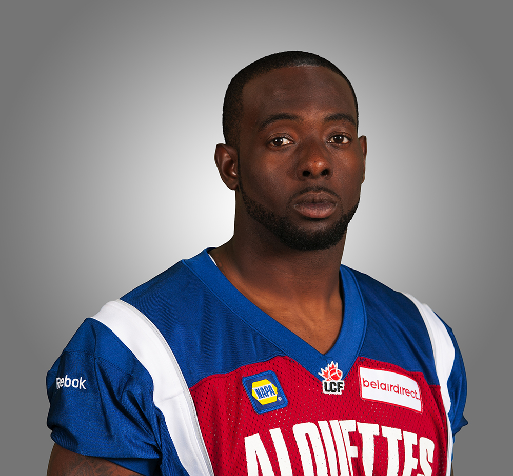 CFL: 2014 Portraits-Montreal Alouettes