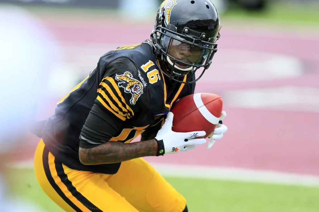 CFL: Calgary Stampeders at Hamilton Tiger-Cats