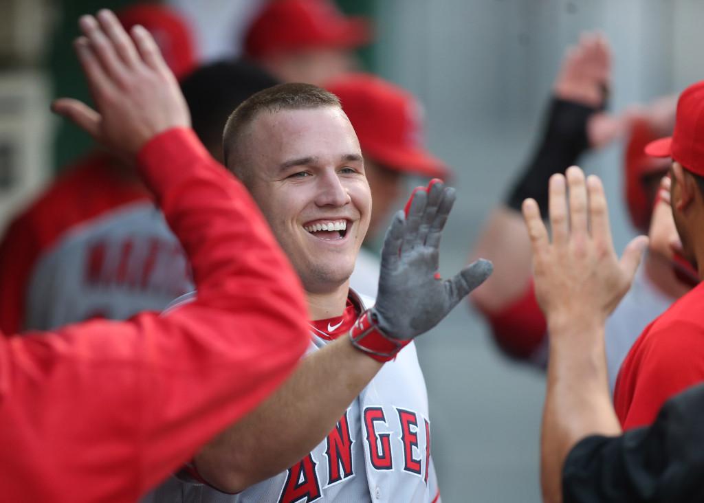 MLB: Los Angeles Angels at Pittsburgh Pirates