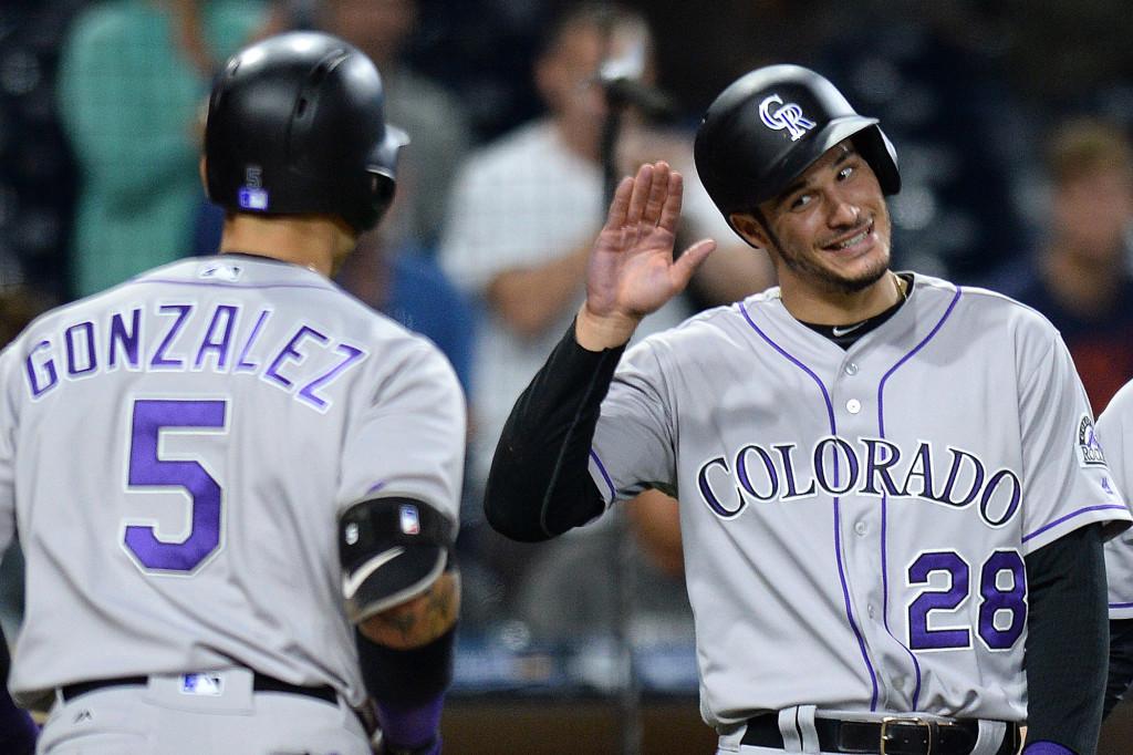 MLB: Colorado Rockies at San Diego Padres