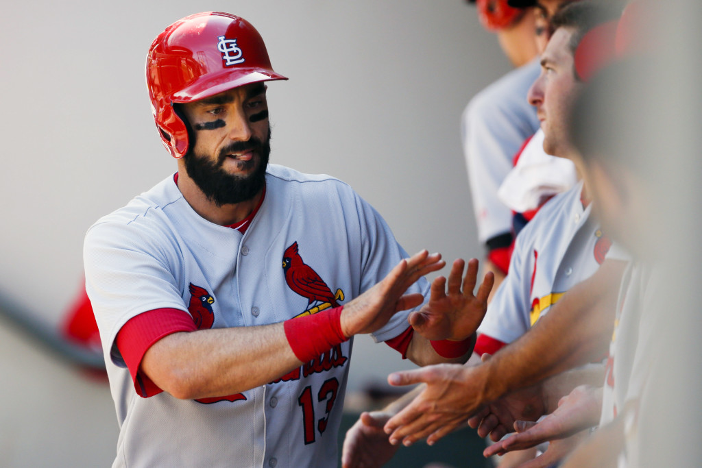 MLB: St. Louis Cardinals at Seattle Mariners