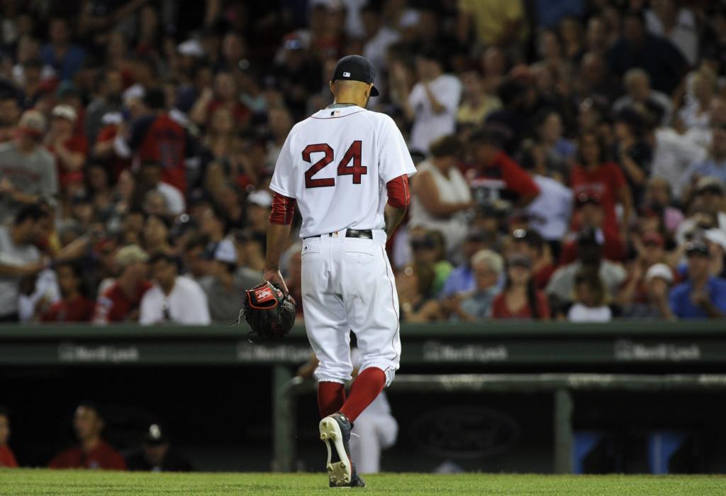 MLB: Minnesota Twins at Boston Red Sox