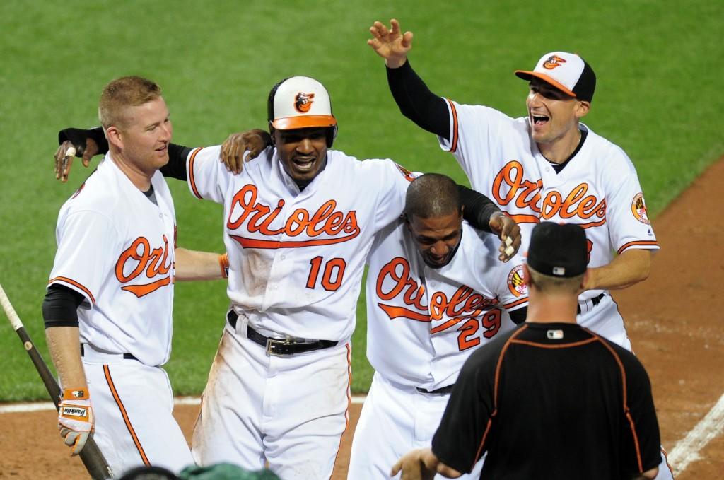 MLB: Colorado Rockies at Baltimore Orioles