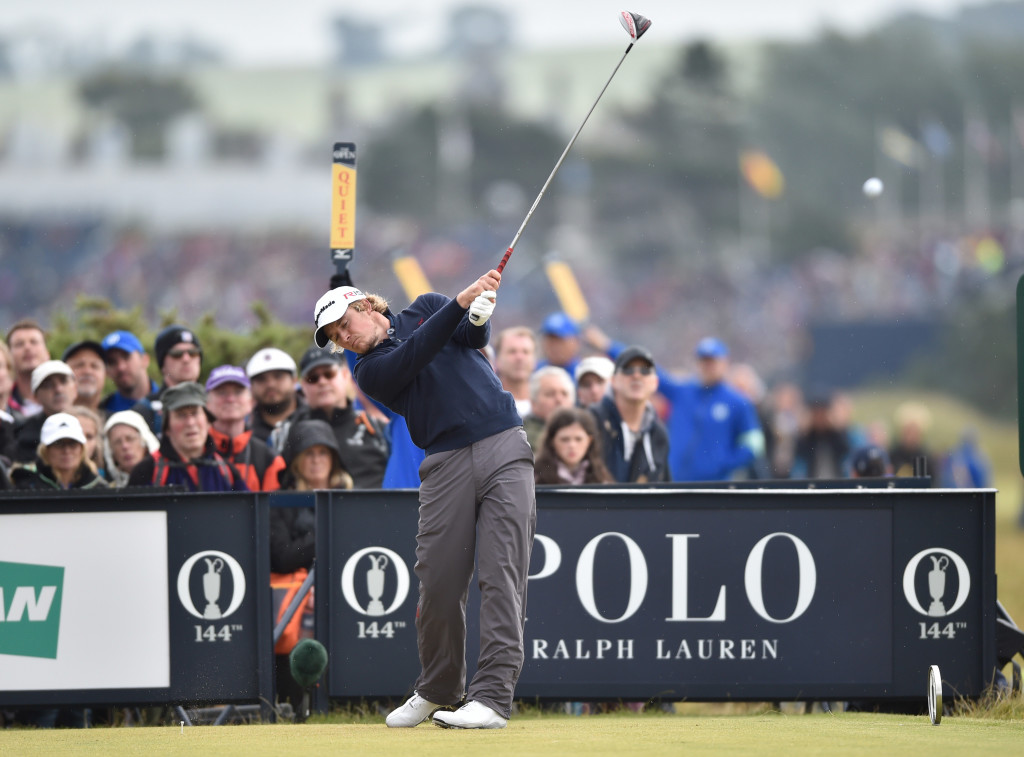 PGA: The 144th Open Championship-Final Round