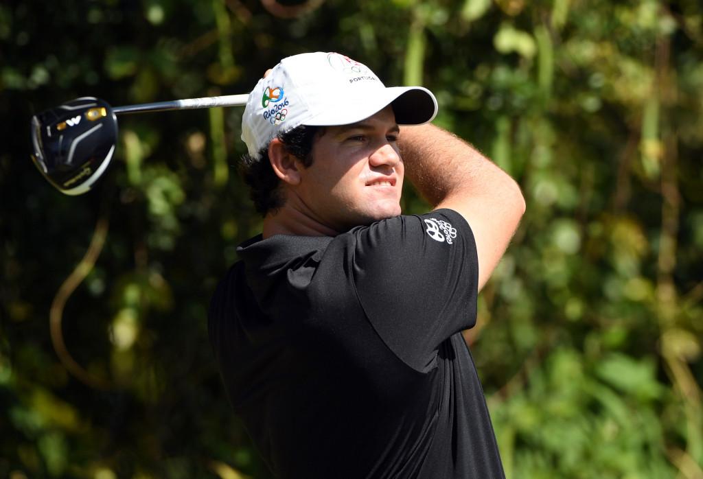 Olympics: Golf-Men's Individual-Round 3