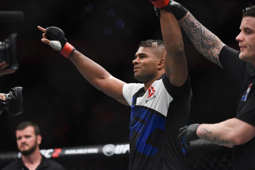 MMA: UFC Fight Night-Overeem vs Arlovski