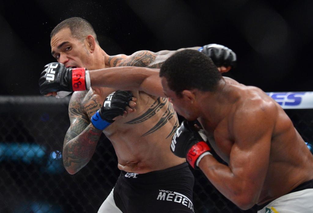 MMA: UFC Fight Night-Trinaldo vs Medeiros