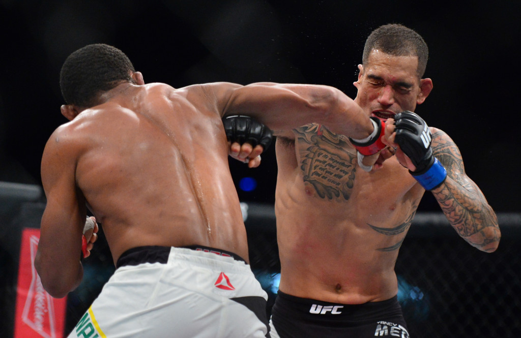 MMA: UFC Fight Night-Trinaldo vs Medeiros