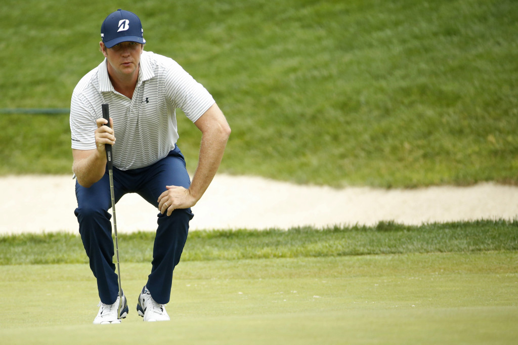 PGA: Quicken Loans National - Second Round