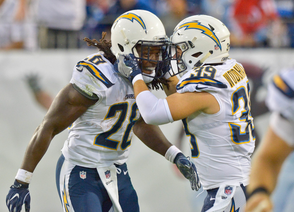 NFL: Preseason-San Diego Chargers at Tennessee Titans