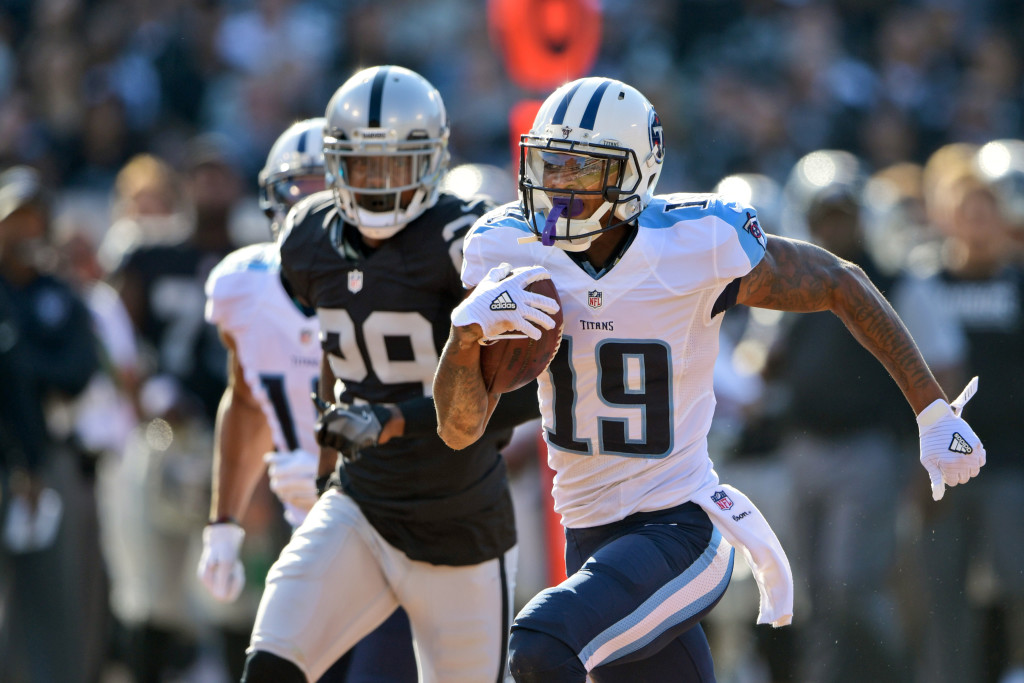 NFL: Preseason-Tennessee Titans at Oakland Raiders