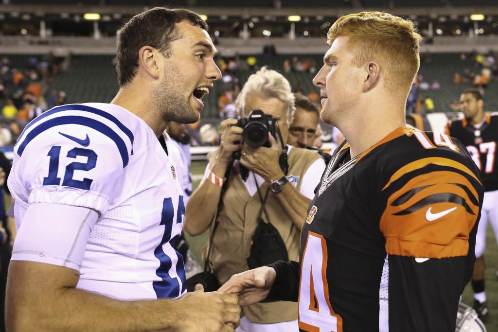NFL: Preseason-Indianapolis Colts at Cincinnati Bengals